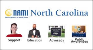 Eagle Video produces NAMI-NC probono fundraising video